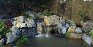 Stone Fountains for the Yard